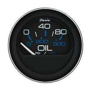 Faria 13002 Coral Oil Pressure Gauge Automotive