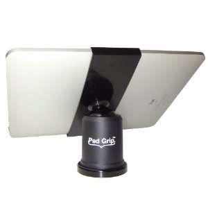 Pad Grip 1 iPad Stand and Mount With Tilt/Swivel (For Gen