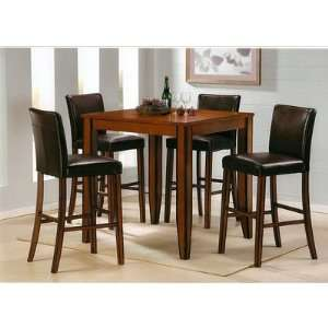 Canterbury Denton 3 Piece Pub Table Set