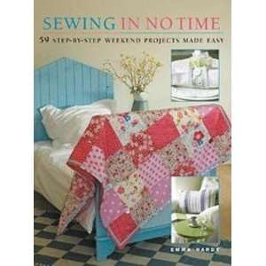 Sewing In No Time Arts, Crafts & Sewing