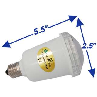 high quality photo studio slave flash light bulb