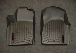 Digital Black Front Floor Mats Liners 2011 2012 Jeep Grand Cherokee