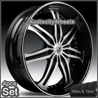24inch Wheels and Tires Lexani Rims 300C/Magnum/Charger