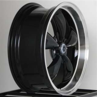 20 Inch Black Wheels Rims Chrysler Dodge 300 300C SRT8