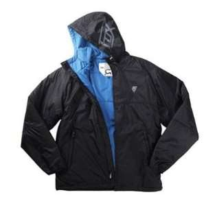 Racing Mens Blue Monday Jacket   Black   46217 001