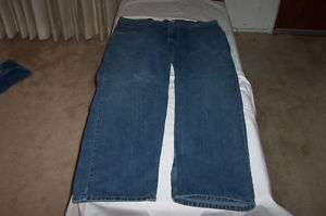 Levis 559 Relaxed Straight Jeans Size 40 30