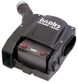 Banks Ram Air Intake 1999.5 2003 Ford 7.3 Powerstroke