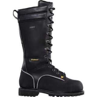 LACROSSE 16 LONGWALL MINER ST 200G BLACK BOOTS (work shoes safety