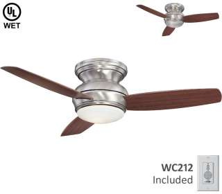 MINKA AIRE 44 TRADITIONAL CONCEPT PEWTER Ceiling Fan