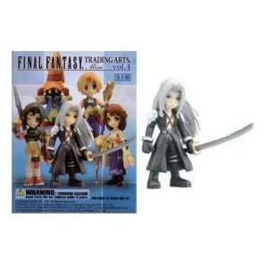 Final Fantasy Trading Arts Sephiroth Mini Figure Toys & Games