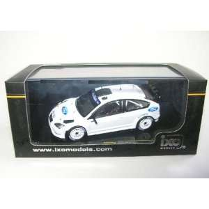 IXO FORD FOCUS WRC Test Car 2007 Tour de Corse Toys & Games