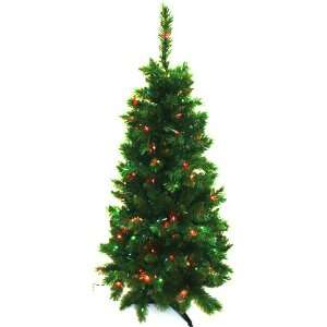 Good Tidings Frasier Fir Artificial Prelit Christmas Tree