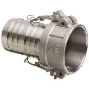 Dixon Valve RC200BLNO Stainless Steel 316 Boss Lock Type C Cam and
