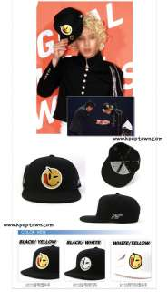 KPOP BIGBANG Big Bang G Dragon Jiyong New Smile Cap