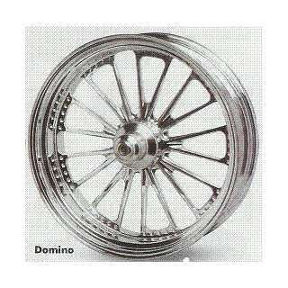 PERFORMANCE MACHINE WHEEL FRT DOMINO 98 03R1
