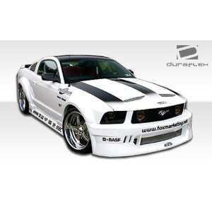 2005 2009 Ford Mustang Duraflex Hotwheels Wide Body Kit   Includes Hot