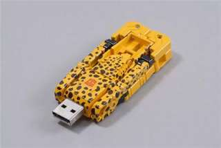 Transformers 8GB Usb flash memory pen drive stick