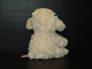RUSS BERRIE PLUSH BABY LAMB OF GOD LOLA STUFFED ANIMAL