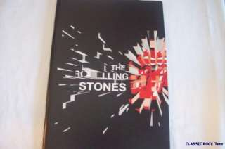 ROLLING STONES Bigger Bang Tour06 CONCERT PROGRAM BOOK