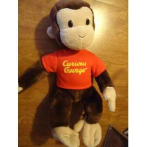 Curious George Plush Monkey by GUND   10 tall