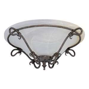 Wrought Iron Old Chicago Ceiling Fan Light Kit Monte Carlo