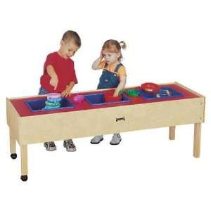 Jonti Craft 3 Tub Sensory Table