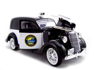 1935 FORD SEDAN DELIVERY KENTUCKY POLICE CAR 124