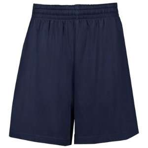 Badger Athletic Cut Cotton Jersey 7 Shorts NAVY A3XL