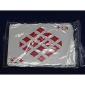 Playing Cards  Poker Gaff Card  15 DIAMONDS Magic Sports