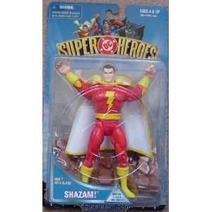 Shazam from DC Super Heroes (Hasbro) Action Figure Toys & Games