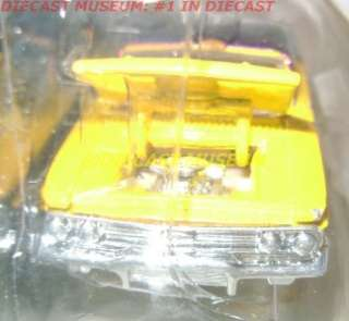1960 60 CHEVY IMPALA SIX FLAGS NHRA RC HOT ROD DIECAST