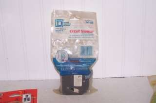 TRINE SQUARE D 20 AMP DOUBLE POLE CIRCUIT BREAKER