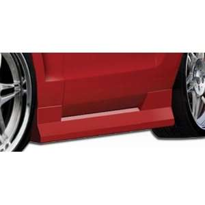 2005 2010 Ford Mustang Hot Wheels Side Skirts Automotive
