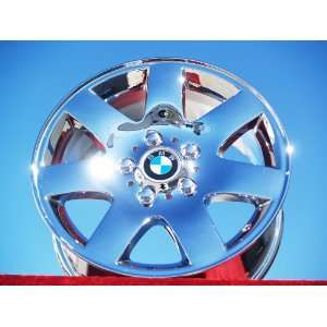 BMW 3 seriesStyle 45 Set of 4 genuine factory 16inch chrome wheels