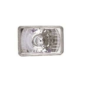 Adjure CWC 7012B 4 x 6 Replacement Diamond Cut Headlight