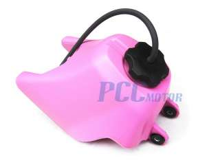 YAMAHA PW50 PW 50 PLASTIC SEAT GAS TANK KIT PINK PS48