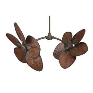 Fanimation FP7000OB Oil Rubbed Bronze Caruso Tropical / Safari Ten