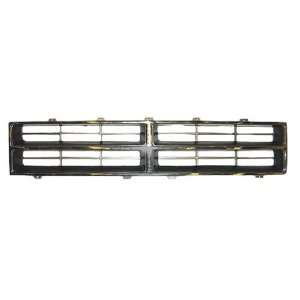 OE Replacement Dodge Pickup/Ramcharger Grille Assembly (Partslink