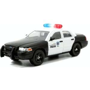Jada 1/32 Oklahoma City Police Ford Crown Vic Toys & Games