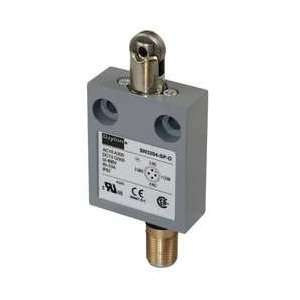 Dayton 12T941 Mini Limit Switch, SPDT, Vert, Roller Plung