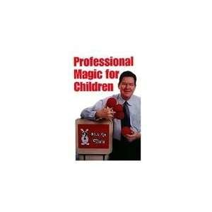 Professional Magic For Children by David Ginn Toys & Games