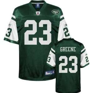 Mens Shonn Greene New York Jets Home Jersey Stitched Name