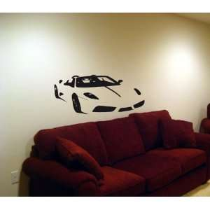 Wall Vinyl Sticker Car FERRARI SPIDER Scuderia GIFT 18