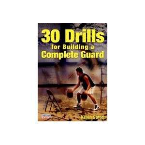Kevin Sutton 30 Drills for Building a Complete Guard (DVD