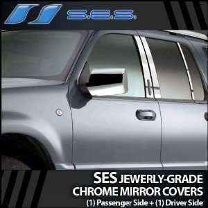 2007 2010 Ford Explorer SES Chrome Mirror Covers