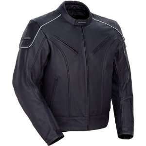 com Tour Master Magnum Mens Leather Street Racing Motorcycle Jacket