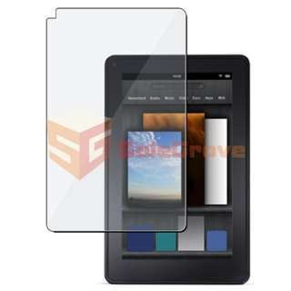 2p Clear LCD Screen Guard Film Cover Protector For  Kindle Fire