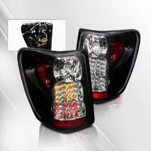 Jeep Grand Cherokee 99 00 01 02 03 04 LED Tail Lights