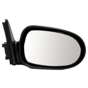 New Passengers Side View Mirror Glass Housing Automotive