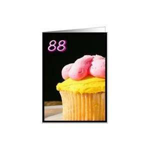 Happy 88th Birthday Muffin Card Toys & Games